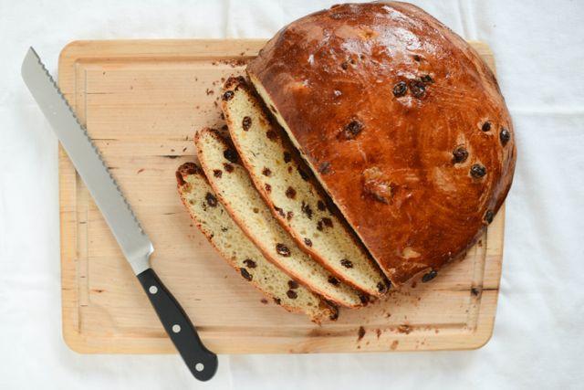 Julekake (Norwegian Christmas Bread) | Recipe at Outside Oslo