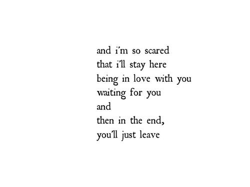 Sad One Sided Love Quotes For Him In Hindi : ... Love Wait, Ill Be Waiting Quotes, Love Quotes, Quotes About People