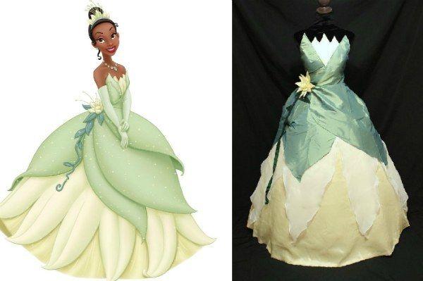 """Tiana de """"La princesa y el sapo""""   Community Post: 16 disfraces de Disney ridículamente buenos que de hecho puedes comprar"""