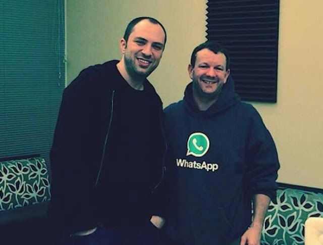 What You Never Knew About The Original Creators Of Whatsapp