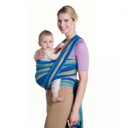 Amazonas Слинг-шарф Amazonas Laguna М  — 4600р. ---------------- Тканый слинг-шарф AMAZONAS - универсальный слинг , которым можно пользоваться с рождения до 2-3 лет  - Двойное диагональное плетение  - Нетолстый мягкий хлопок, лёгкий и воздухопроницаемый  - Концы слинга имеют длинные скосы  -Ткань не имеет изнанки, с двух сторон выглядит одинаково    В комплекте подробные инструкции с фотографиями    Слинги-шарфы Amazonas выпускаются в двух размерах (4,5 м и 5,1м).  Размер 4,5 м подойдет…