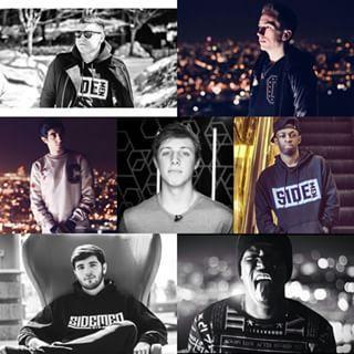My boys Ethan, Simon, Vikk, Harry, Tobi, Josh and JJ