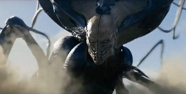 New Independence Day: Resurgence trailers offer better look at the Alien Queen!
