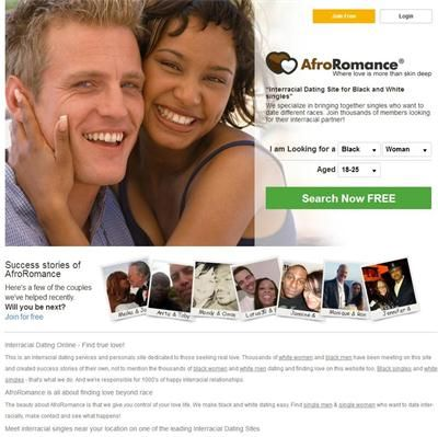 Totally free interracial dating sites