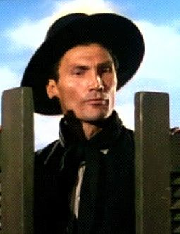 "Jack Palance was a scruffy geezer in ""City Slickers"", but this is the Jack Palance persona I love with enduring affection. In ""Shane,"" the hat worn by Palance as Jack Wilson was as perfectly evil sartorially as he was as a joyous killer. Wilson's purposefully goaded shoot-down in the street of ex-Confederate Frank ""Stonewall"" Torrey (Elisha Cook, Jr. who also knows how to wear a hat) is the one of the coldest murders in Western movie history."