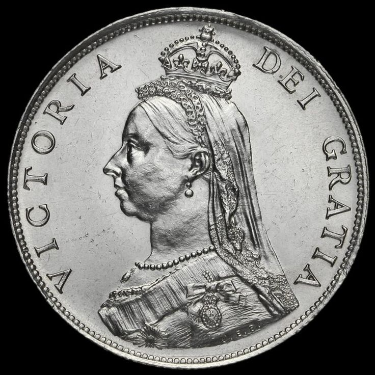 old english coins queen victoria