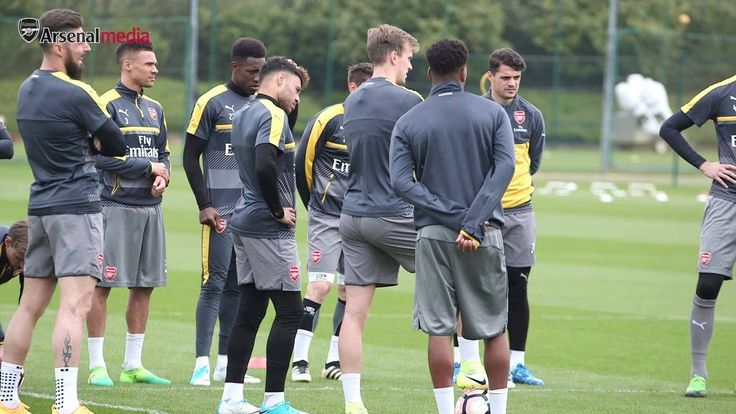There's 3⃣ days to go until the The Emirates FA Cup semi-final, and the boys are hard at it at London Colney...