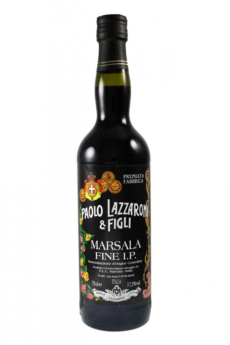 MARSALA FINE LAZZARONI WINE 0.75L Αρώματα καραμέλας, καρύδια που οδηγούν σε μια πλούσια, γλυκιά για τον ουρανίσκο, που ακολουθείται από μια παρατεταμένη, καθαρή επίγευση.