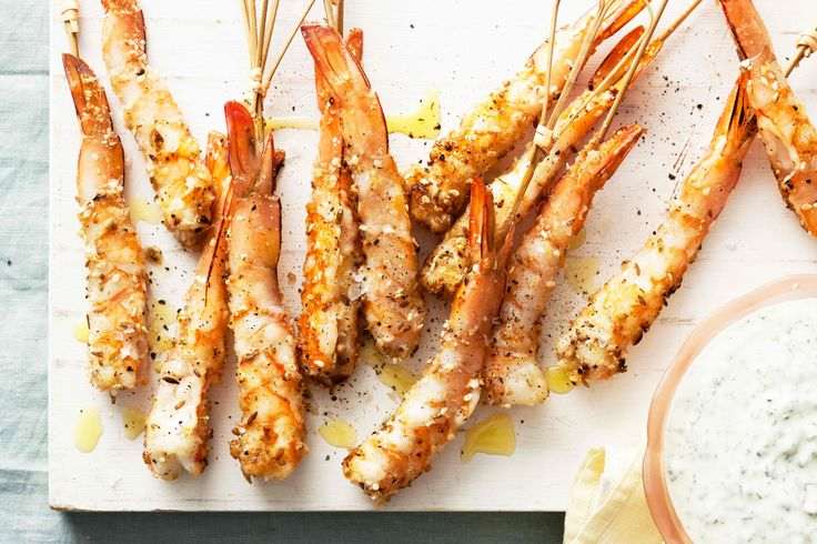 This impressive looking prawn dish is surprisingly easy and quick to make.