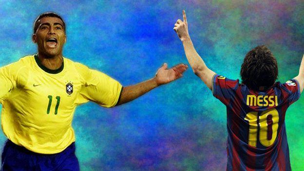 """Romario: """"¿Sabían que Lionel Messi es autista?"""" #Depor"""