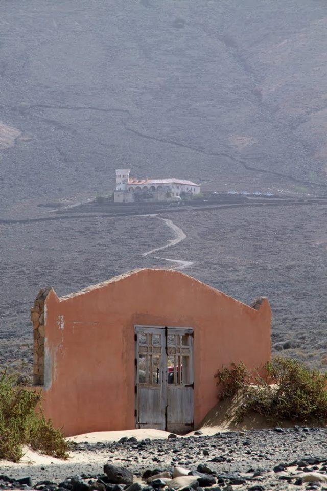 Villa Winter, Cofete, Fuerteventura. Foto de Hans Fenten