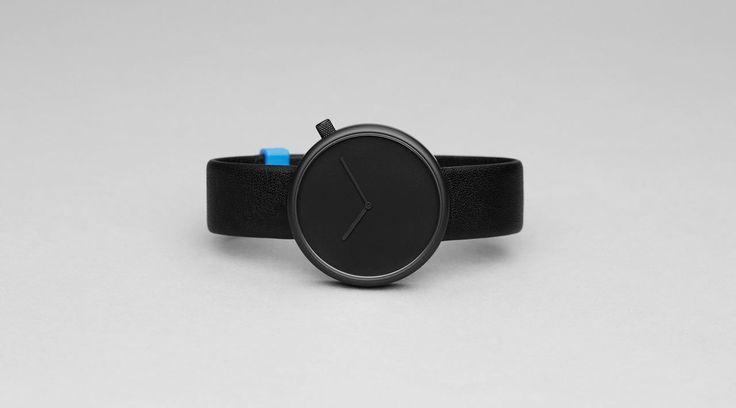 Ny minimalistisk klocka från danska Bulbul. Det här är modellen Ore | Tjock / Garderoben