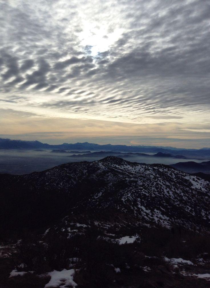 Cerro Manquehue #chile #places #byme
