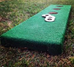 Holey Board Texas Hillbilly Horseshoes 3 Hole Washer Toss Game