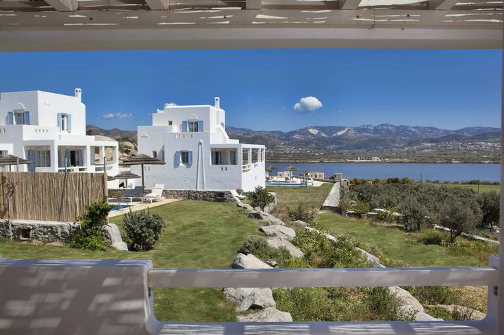Naxos 6  luxury seafront holiday villa rental with private pool in Naxos, Greece