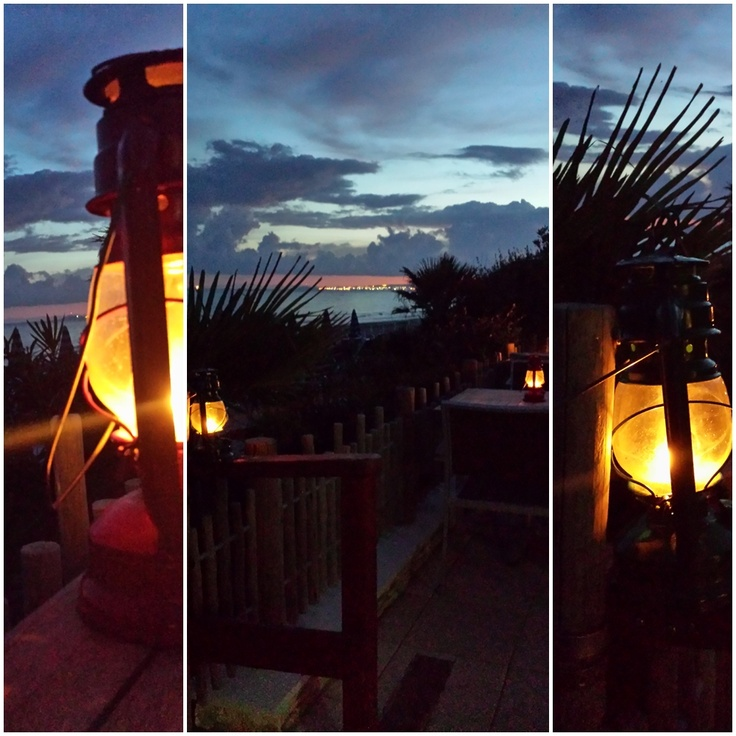 Lampade a Petrolio  #sunset #tramonto #beach #mare #spiaggia #sea #toscana #follonica #bagnocerboli
