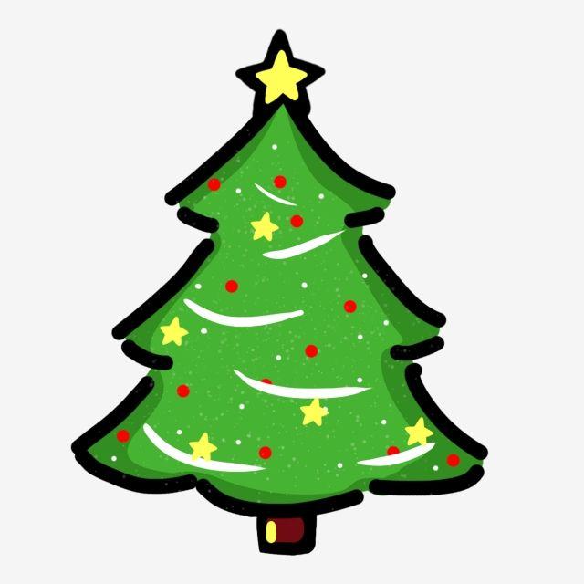 Arbol De Navidad De Dibujos Animados Lindo De Navidad Arbol De Navidad Arbol De Navidad Dibujado Mano De Navidad Verde Arbol De Navidad Lindo Arbol De Navidad Arbol De Navidad Png