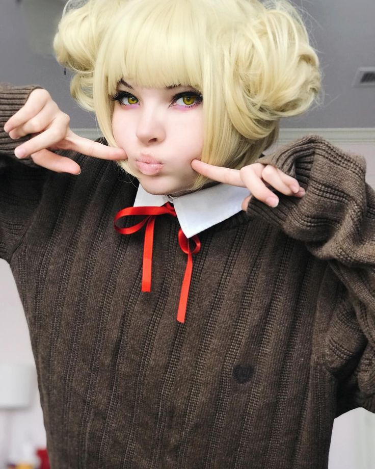@Peachyfizz ~ Toga Himiko | Toga, Best cosplay, Cosplay anime
