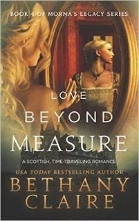 Love Beyond Measure by Bethany Claire | Cover Love
