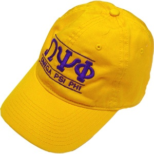Omega Psi Phi Hat $19.99: Hats 1999, Omega Psi Phi, Hats 19 99, Embroidered Hats, Phi Hats