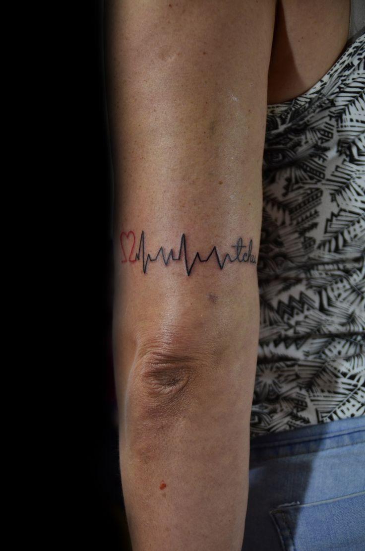 batimentos cardiacos - noe - coracao - tatuagem