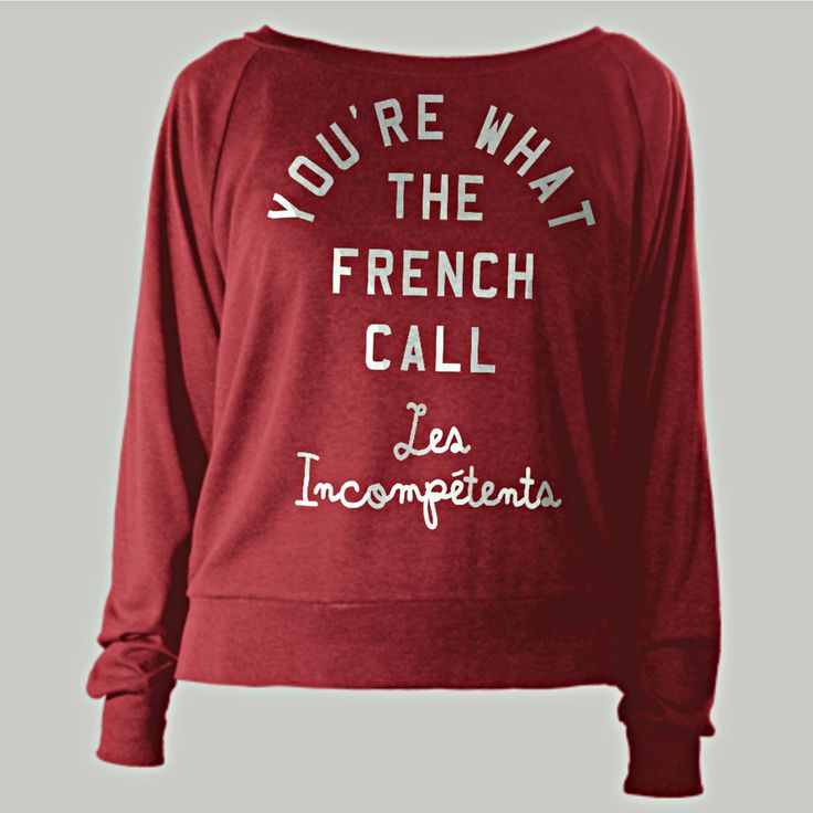 "Poor little Kevin McCallister. His cheapskate uncle ridicules him, his brother threatens to feed him to his tarantula and his sister even claims that he's what the French call ""Les Incompétents."" The classic holiday movie Home Alone turns 25 this year. Celebrate with this fun Home Alone women's pullover."