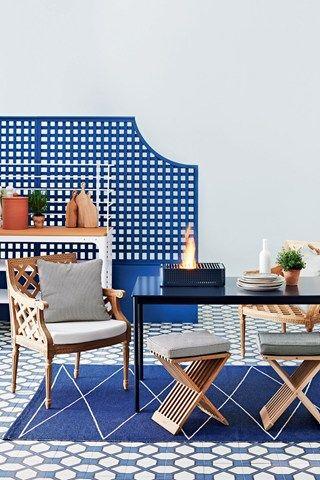 Outdoors Furniture & Cooking - Shopping & Design Ideas (houseandgarden.co.uk)