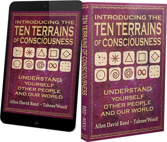 """""""Introducing The Ten Terrains Of Consciousness"""". A must read book for all those who seek to understand human nature and our spiritual evolution. #TenTerrains"""