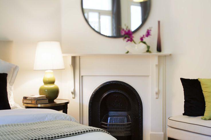 Original fireplace for the master | 18 Boundary Street Paddington