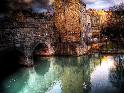 Bath, UK by exitheory, via Flickr