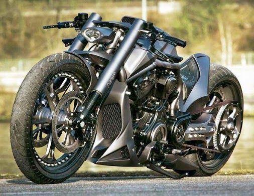 Harley Davidson V-Rod GP-1 by No Limit Custom