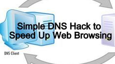 To get a faster internet speed, I'll tell you about free OpenDNS service. OpenDNS is one of the most popular free DNS services that was started to provide an alternative method to those who were discontented with their existing DNS.