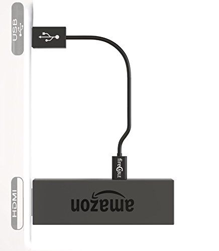 fireCable Micro USB Cable for Powering Any TV Stick Directly From TV USB Power Port Compatible With Fire Stick Roku Streaming Stick and Chrome Stick