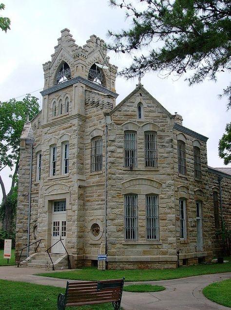 old fayette county jail la grange tx