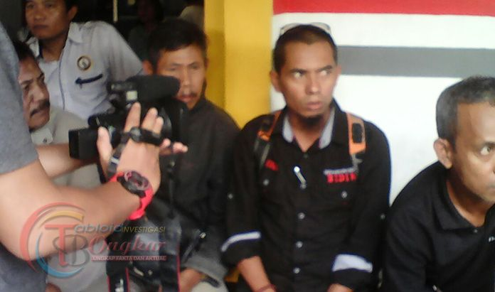 Lapor Polisi , Wartawan Di Jember Disekap Kades