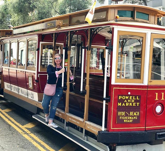 The San Francisco Cable Car System Is The World S Last Manually