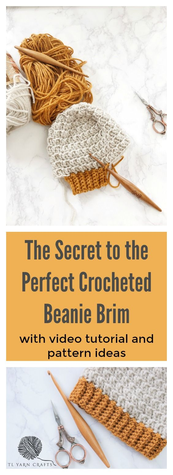 Create perfect ribbing for crochet top down beanies, sweater cuffs, cardigan pockets, and holiday socks. Learn to do crochet ribbing how the professionals do it. Includes full video tutorial and links to patterns so you can test out this new technique.