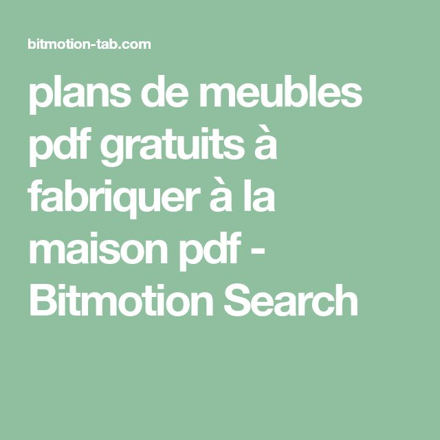 Nicolas Beaulieu (beaulieu3065) on Pinterest