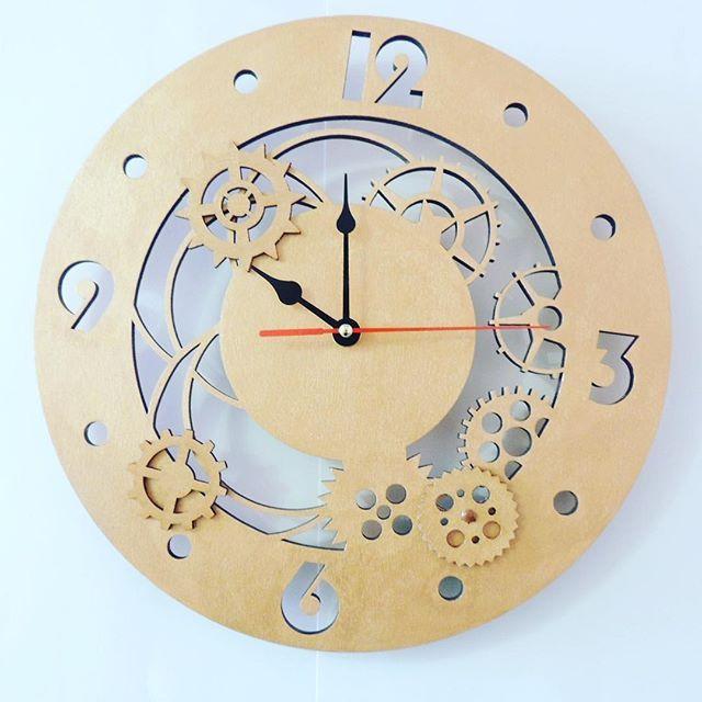 #handmade #wood #подарки #часы #дерево #интерьер #дом