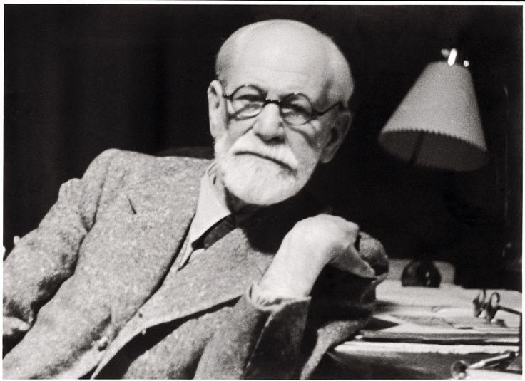 Sigmund Freud : 6 May 1856 – 23 September 1939