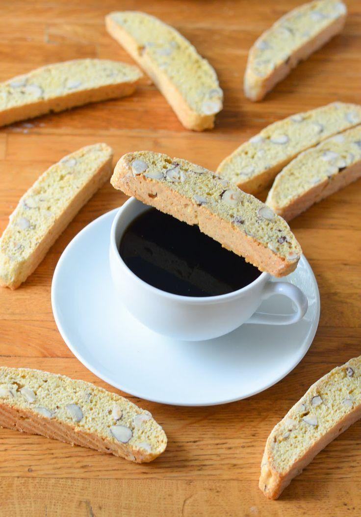 Hazelnut + Cardamom Biscotti Recipe   Luci's Morsels
