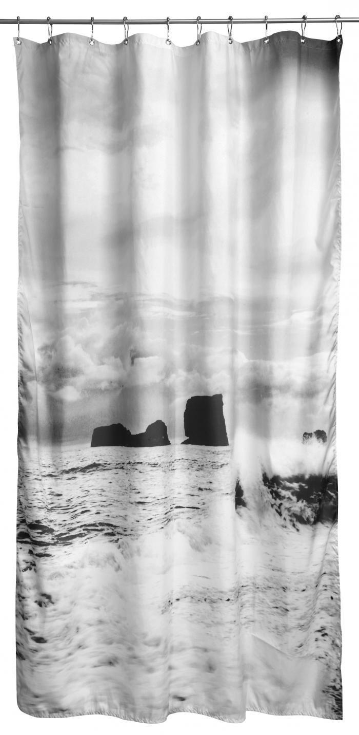 London Design Week: Transformative Shower Curtains from Scandinavia