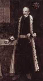 Maksymilian Ossoliński, sekretarz wielki koronny. Zmarł po 1704r.