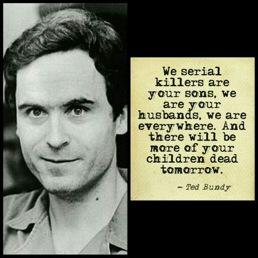 an introduction to serial killers and ted bundy