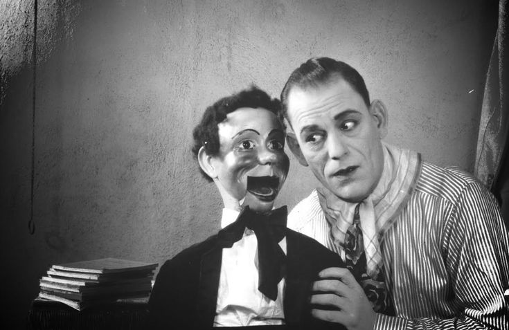 Lon Chaney in The Unholy Three (1925)  > http://puppet-master.com - THE VENTRILOQUIST ASSISTANT Become a new legend of the ventriloquism world with minimal time waste!