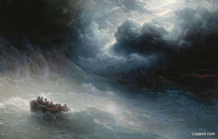 The Wrath Of The Seas