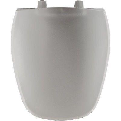 Toilet Seats 37637: Bemis 1240200162 Eljer Emblem Plastic Round Toilet Seat Silver -> BUY IT NOW ONLY: $43.38 on eBay!
