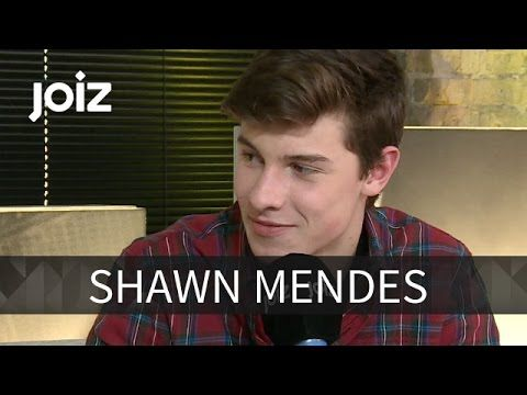 Shawn Mendes - TMI Tag - Crush, YouTube Career, Pick-Up Lines - YouTube