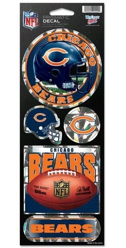 Check out our authentic collection of fan gears, souvenirs, memorabilia. Support the team you love! Free shipping for orders $99+  We are family owned business based in Washington state.   Check this link for more info:-https://www.indianmarketplace.net/chicago-bears-stickers-prismatic/  #NFL #MLB #NBA #NCAA #NHL #ChicagoBears