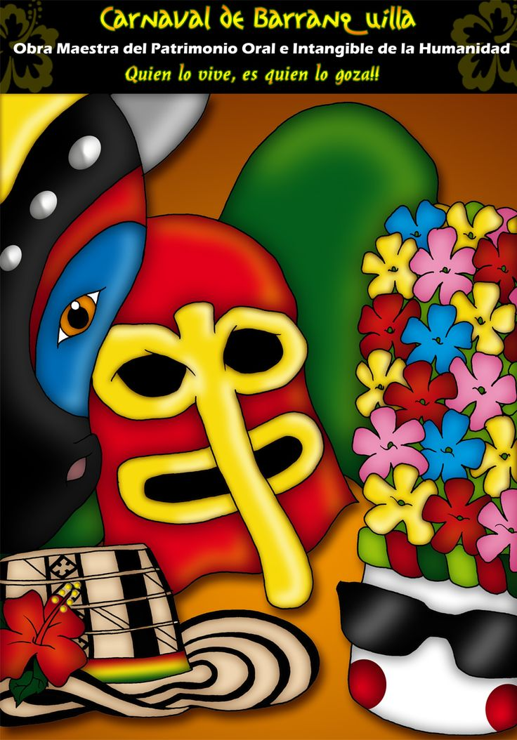 carnaval de barranquilla | Carnaval de Barranquilla by ~ orl-graphics